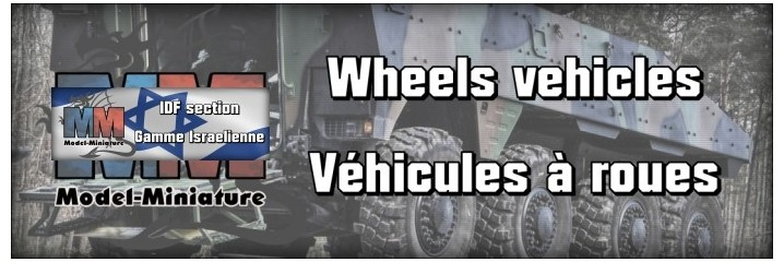 Wheels vehicle
