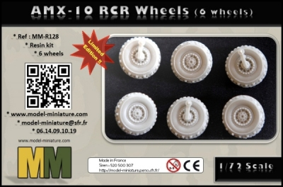 Wheels for AMX-10
