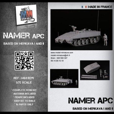 Namer APC Israli, model Miniature