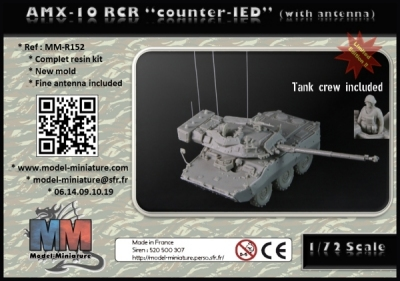 AMX- RCR counter IED