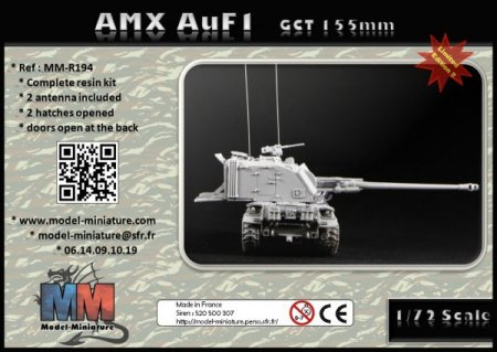 AUF-1 Model Miniature