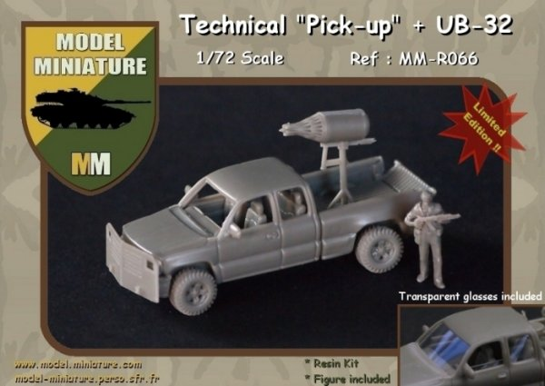 pick-up ub 32 model miniature