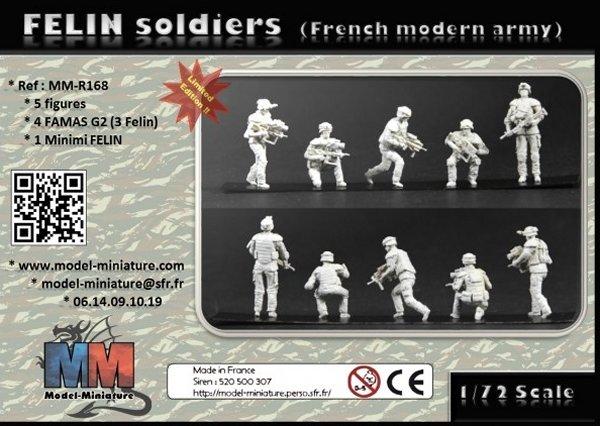 felin, drone, french, françsais, infanterie, soldats, drac, felin