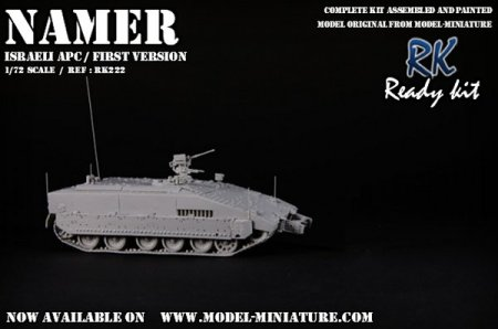 Namer APC Isreali APC, model Miniature