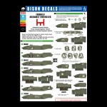Bison Decals: Israeli Assault vehicles
