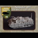 Nakpadon APC, 1/87 scale