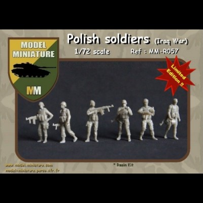 Polish soldiers (Irak war)