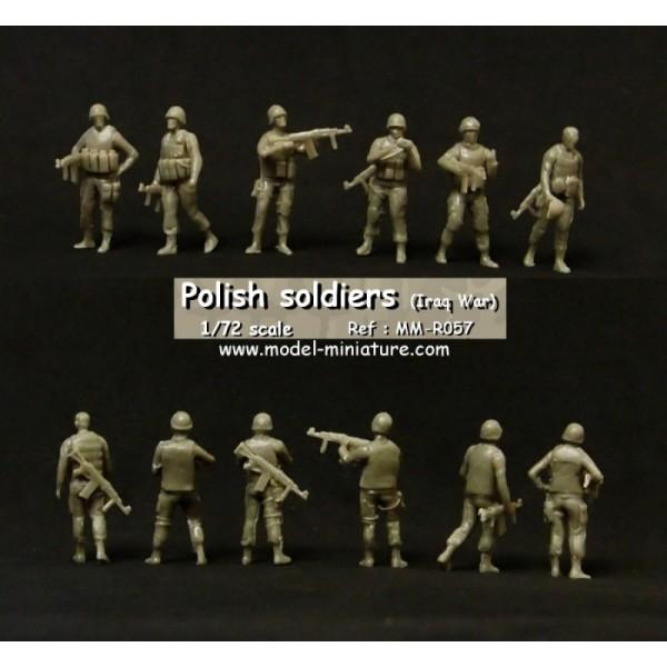 Polish soldiers (Irak war)