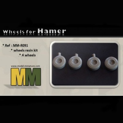 Wheels for Hamer