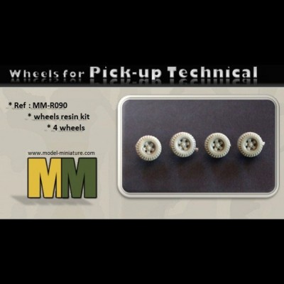 Wheels for Pick-up Technical