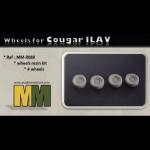 Wheels for Cougar ILAV