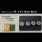 Wheels for M-325 Nun Nun