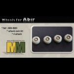 Wheels for M-462 Abir