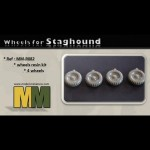 Wheels for Staghound