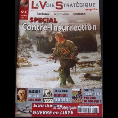 La Voie Stratégique: Special Contre-Insurrection, n°4