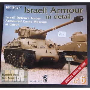 WWP: Israeli Armour in detail, n°6