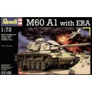 Revell: M-60 A1 with ERA,