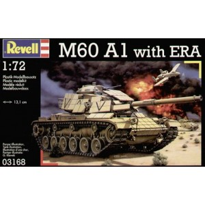 Revell: M-60 A1 with ERA, 1/72