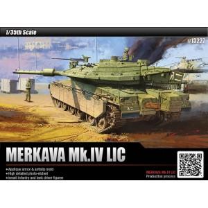 Academy:  Merkava MK IV Lic, 1/35
