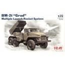 "ICM: BM-21 ""Grad"", 1/72"