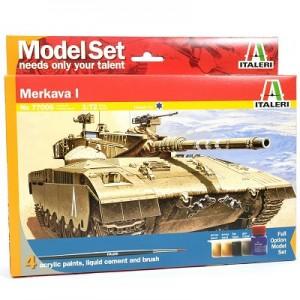 Italeri:  Merkava 1 (model set) , 1/72