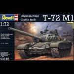 Revell: T-72 M, 1/72