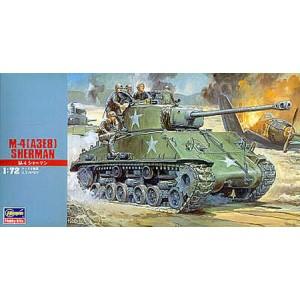 Hasegawa: M4A3E8 Sherman