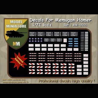 Decals for Memugan Hamer