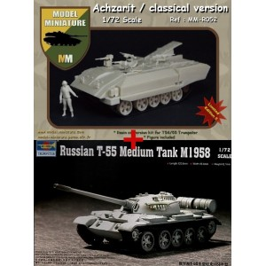Achzarit / classical version + T-55 Tank