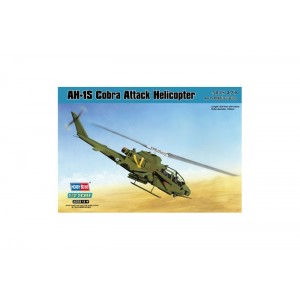 Hobbyboss: AH-1S Cobra Attack helicopter