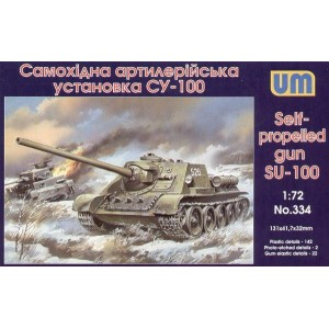 UM: Self propelled Gun SU-100