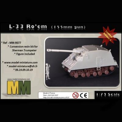 L-33 Ro'em (155mm gun)