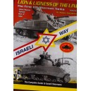 "Lion & Lioness of the Line: ""The first IDF Sherman Tanks"", by Dr. Robert Manasherob, volume 5."