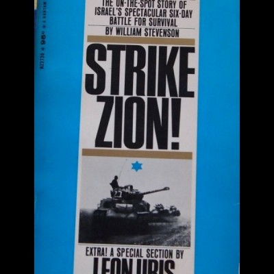 """Strike Zion!""  by William Stevenson"
