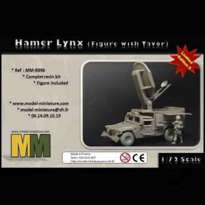 Hamer Lynx (figure with Tavor)