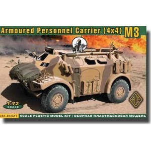 ACE: Armoure Personnel Carrier (4x4) M3