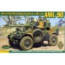 ACE: AML-90 Whheeled Reconnaissance vehicle
