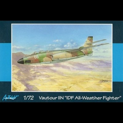 "Azur: Vautour IIN ""IDF Ail-Weather Fighter"", 1/72"
