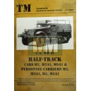 US WWII,  Halftrack, car M2, M2A1... by Tankograd publishing