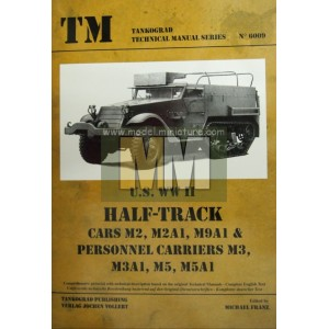 US WWII,  Halftrack, car M2, M2A1... by Tankograd publishing