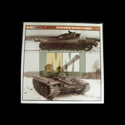 Russian Army: T-72 byTamiya News