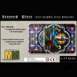 Strained Glass (for Middle-East Church)