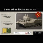 Nagmachon doghouse (2 man) 1/87