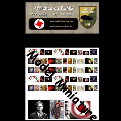 PSNS propaganda poster