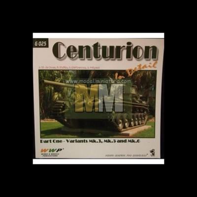 WWP: Centurion in detail
