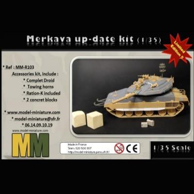 Merkava up-date kit (1/35)
