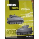 "Military Briefs :"" Australian Fire Support Vehicles"" by John Myszka"