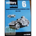 "Military Briefs: ""Israeli Improvised Armoured Vehicles & Jeeps, 1947-1949"" by John Myszka"