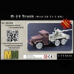 M-34 Truck (With ZU-23-2 AA)