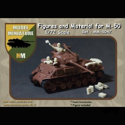 Figures and material for M-50